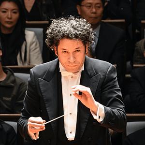 Gustavo Dudamel Debuts